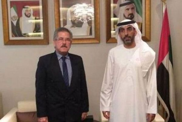 cuba embassy in arab emirates