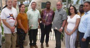 pastors for peace in santa ifigenia cemetery