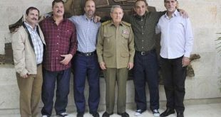 Cuban Five and Raul