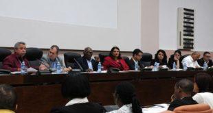 Debates in Cuba Parliament