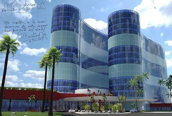 New hotel in SC
