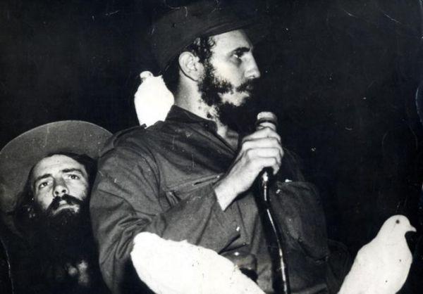 Fidel in 1959