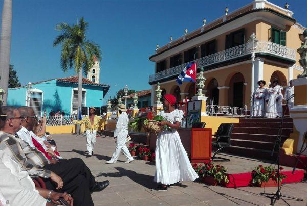 Trinidad celebrates foundation anniversary