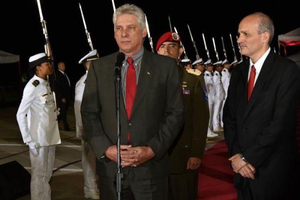 diaz-canel-in-venezuela