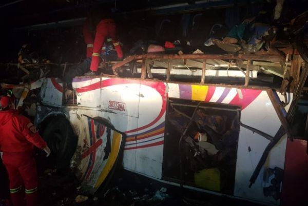 bolivia accident