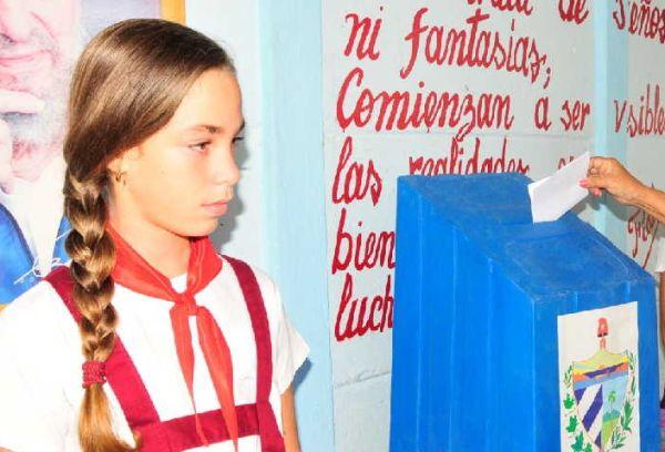 elections in cuba