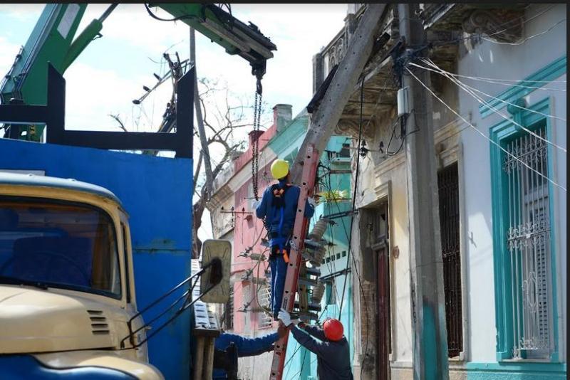 Havana, tornado, Cuba