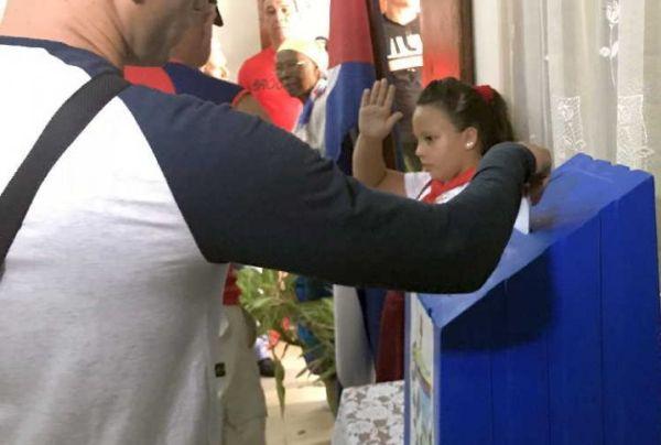 vote in sancti spiritus