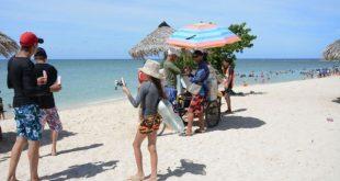 Ancon Beach in Trinidad