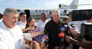 cuba president in nicaragua