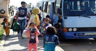 syrians return to homeland
