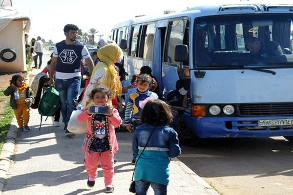 syrians return to homeland