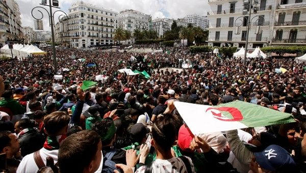 ALGERIA TO HOLD ELECTIONS