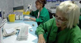 Sancti Spiritus pediatric hospital's labs