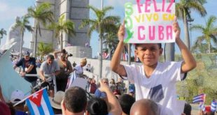 may day celebration in cuba