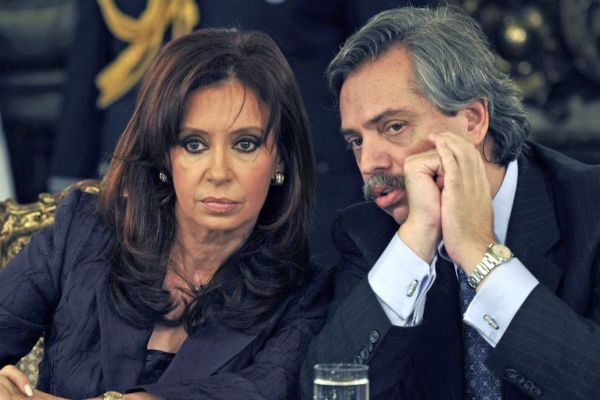 Cristina-Alberto Argentina
