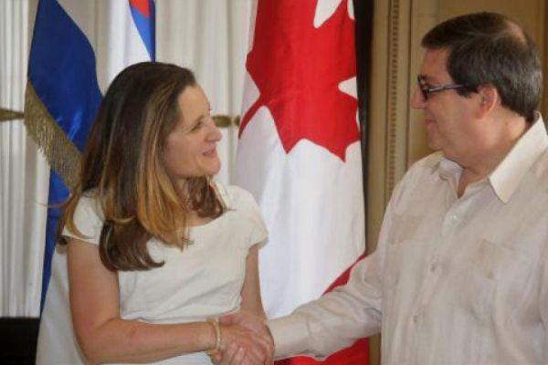 Cuba-Canada FMs