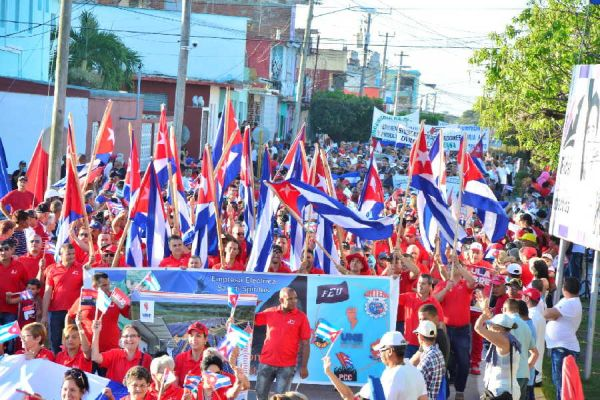 SS ON MAY DAY