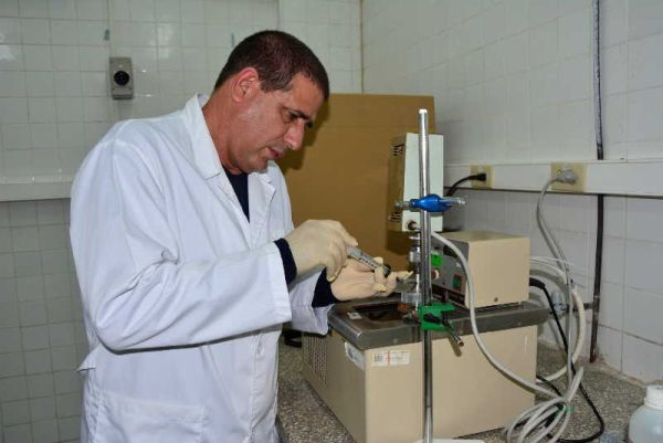 Engineer and doctor of sciences Enrique Rosendo Pérez