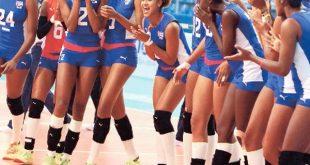 cuba u-20 volleyball team