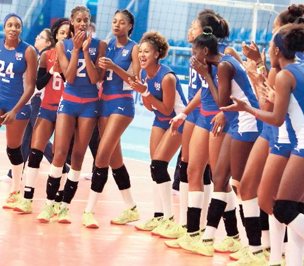 cuba u-20 volleyball team