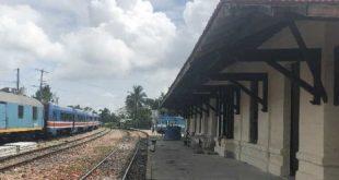 railway station of sancti spiritus