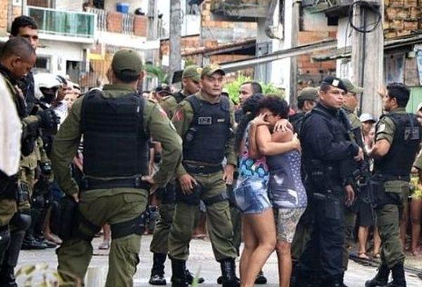 shooting in brasil