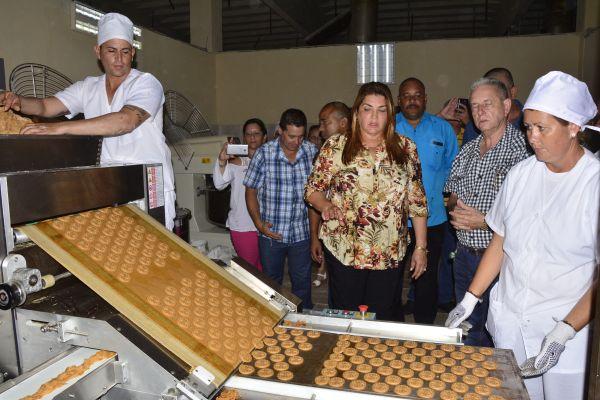 Biscuit factory in  Sancti Spiritus (1)