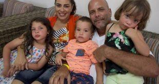 Gerardo and family