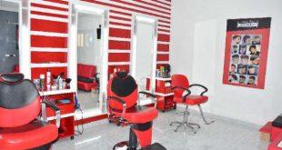 New beauty parlor in Sancti Spiritus