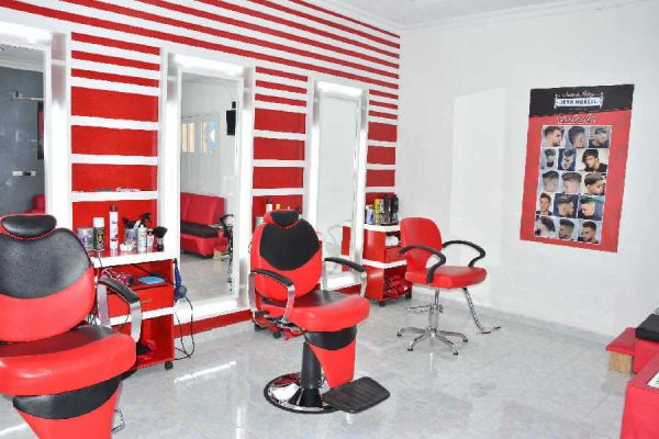 New beauty parlor in Sancti Spiritus
