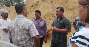 Chapman evaluates water project in trinidad