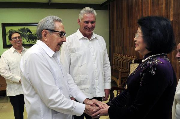 Cuba-Viet Nam
