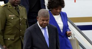 angola president