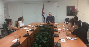 cuba minister of public health