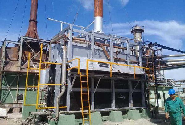 sergio soto oil refinery