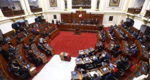 Headquerters of Parliament in Peru
