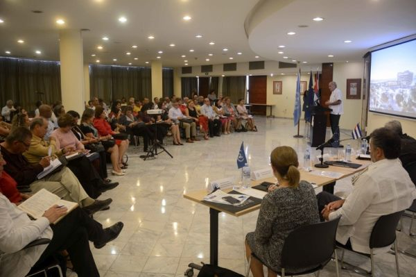 Opening workshop on the Country Strategic Support Program for sustainable food security in Cuba
