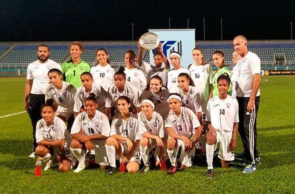 cuban girls' hockey team