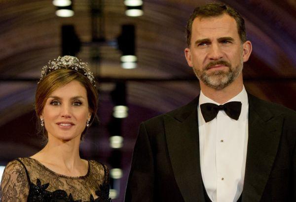 Don Felipe VI and Doña Letizia