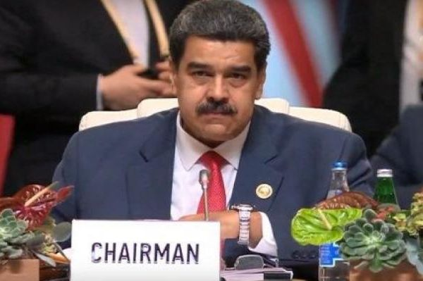 venezuela president nicolas maduro in 18th noal summit