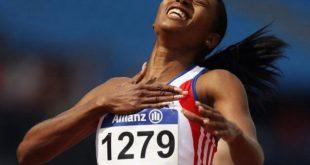 Omara Durand in 2019 World Para Athletics Championships