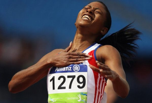 Omara Durand in 2019 World Para Athletics  Championships
