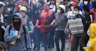 bolivian mayoress attacked by opposition