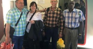 cuban health workers return from bolivia