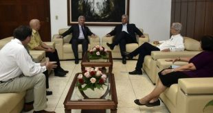 diaz-canel meets with religious leaders from usa, brazil and cuba