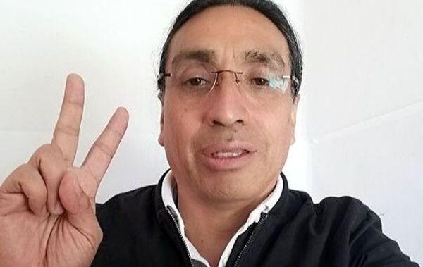 ecuadorian left-wing opposition leader virgilio hernandez