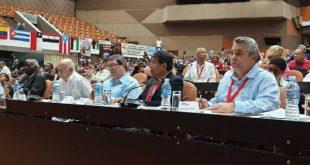 solidarity meeting in havana