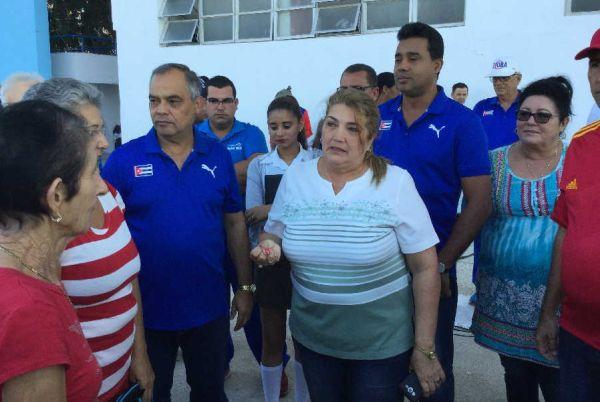 sport festival in sancti spiritus1