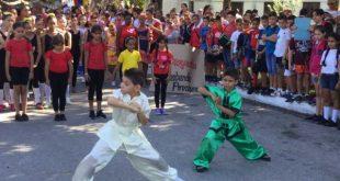 sport festival in sancti spiritus2